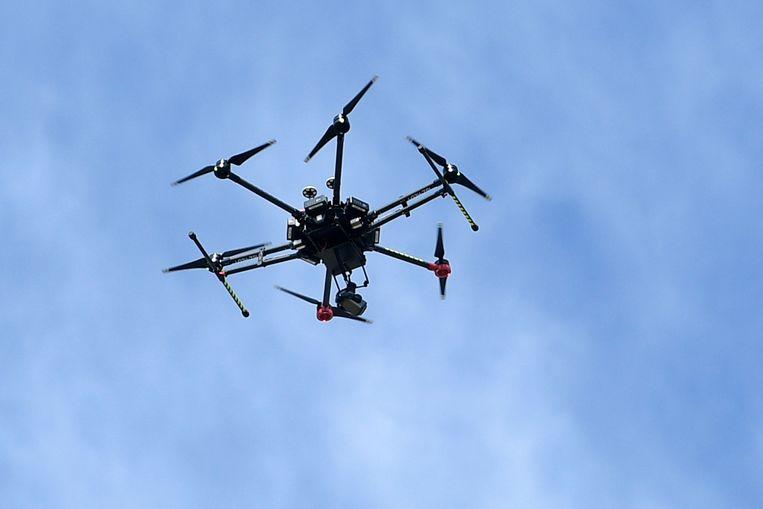 Meten is weten, daarom heeft Sint-Truiden drones de overstromingsgebieden in kaart laten brengen.