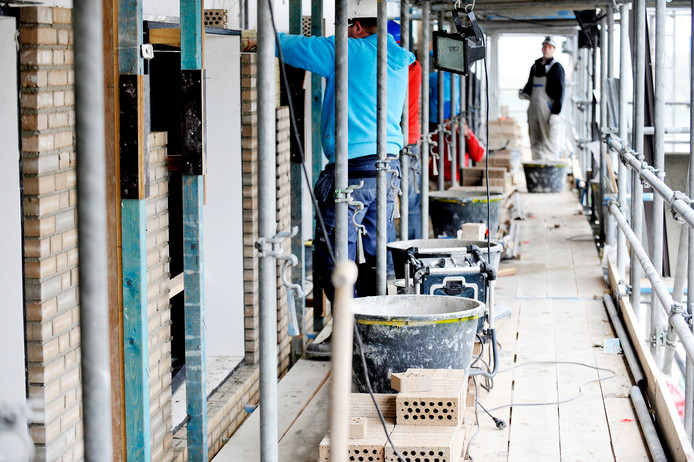 De komende tijd worden in Tilburg meer koop- dan huurhuizen gebouwd.