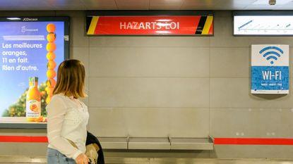 Hazard en Courtois krijgen eigen metrostation