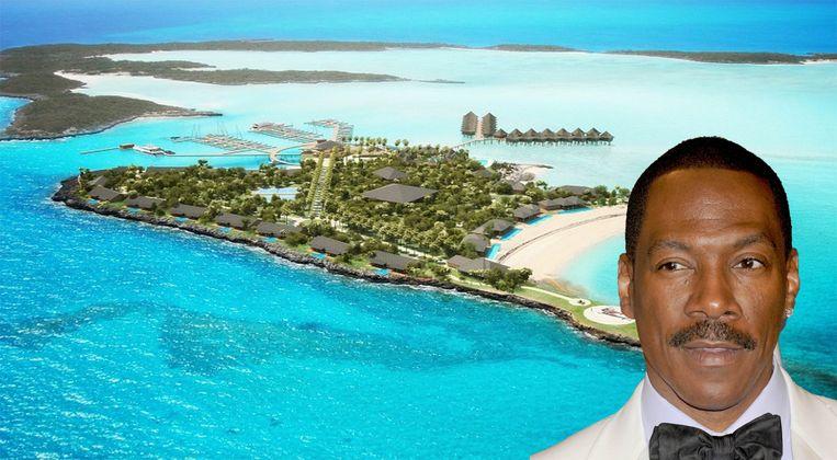 Eddie Murphy's Pearl Cay.