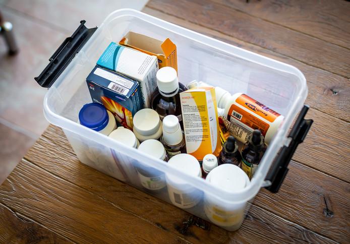 Sommige mensen met de ziekte van Lyme hebben deze medicijnen dagelijks nodig.