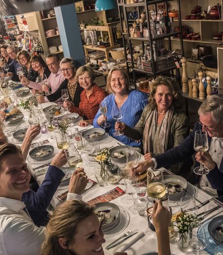 Menu met een verhaal bij La Cuisine in Tubbergen