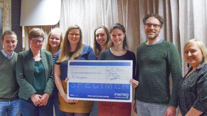 Jonge Wacht Zingem schenkt 1.700 euro aan Berrefonds
