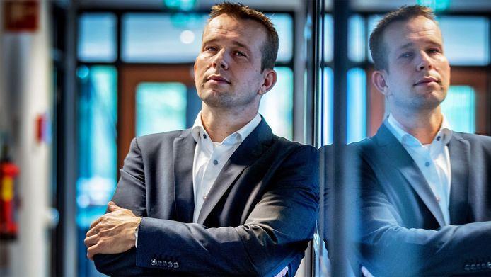 Martijn van de Beek,  directeur van Hoffmann bedrijfsrecherche