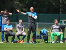 Letsch na eerste oefenduel Vitesse: 'Dacht dat we verder zouden zijn'