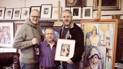 Brouwerij Hoplinter lanceert samen met Jacques Villeneuve 'goede doelen-bieren'