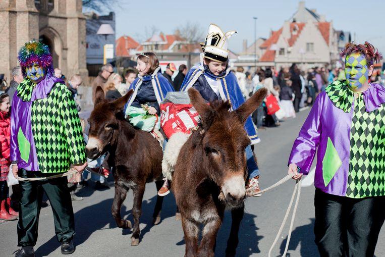 foto Benny Proot Carnaval in Lombardsijde