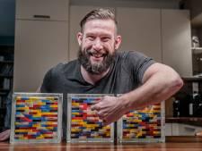 Wall of Fame van Lego uit de as herrezen op de Mgr. Bekkersschool