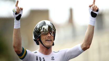 Wereldkampioen tijdrijden Rohan Dennis al voor WK ontslagen door Bahrain-Merida