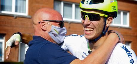 De sprinter Danny van Poppel bestaat weer: 'De wielerwereld is hard. Zeker voor een spurter'