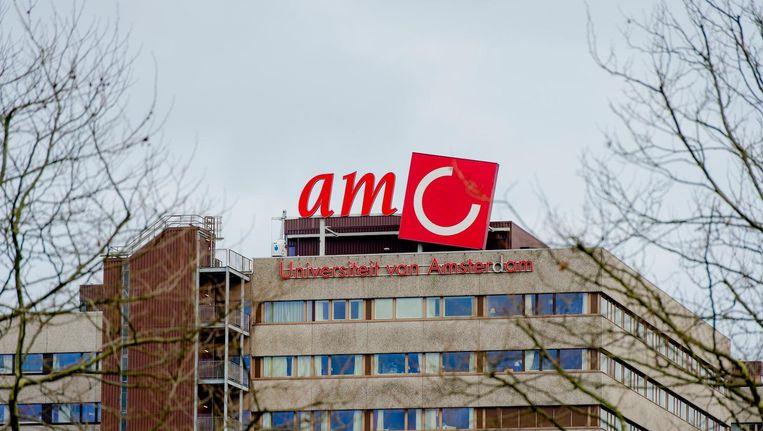 Het onderzoek werd uitgevoerd door het AMC, in samenwerking met de Queen Mary University of London en Arizona State University. Beeld ANP