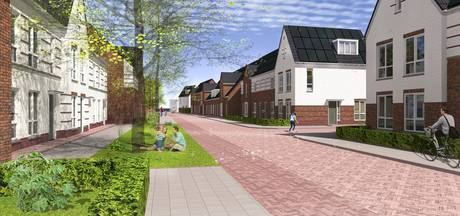 90 duurzame woningen in tuindorpstijl in Enschedese wijk 't Getfert