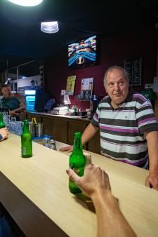 Hanjo tápt nu bier bij de sportclub in Bant: 'Ik kom frisser thuis'