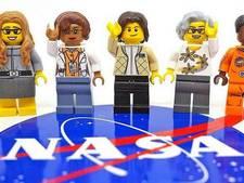 Vrouwelijke NASA-wetenschappers   vereeuwigd in Lego