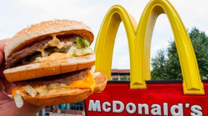 Hoe ziet het vereenvoudigd menu bij McDonald's eruit? Alle klassiekers op post, geen 'speciale' burgers, salades of wraps