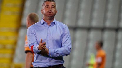Adieu, Adnan: Waasland-Beveren zet Custovic aan de deur