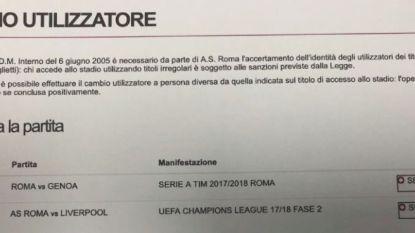 "Hoax of toch doorgestoken kaart? ""AS Roma kondigt nog vóór CL-loting tegenstander aan"""