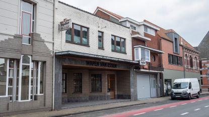 Werken aan islamitische ontmoetingsruimte in voormalig café stilgelegd