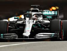 LIVE | Alleen Hamilton sneller dan Verstappen in eerste vrije training