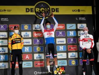 Gemiddeld 1.210.000 kijkers voor spannende 'Ronde van Vlaanderen'