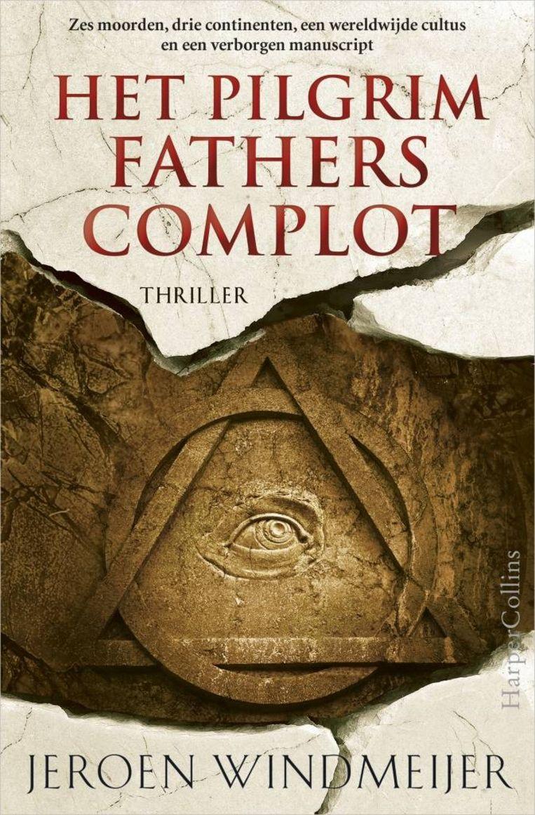 Het Pilgrims Fathers complot is een van de genomineerden voor de Hebban Luisterboek Award. Beeld