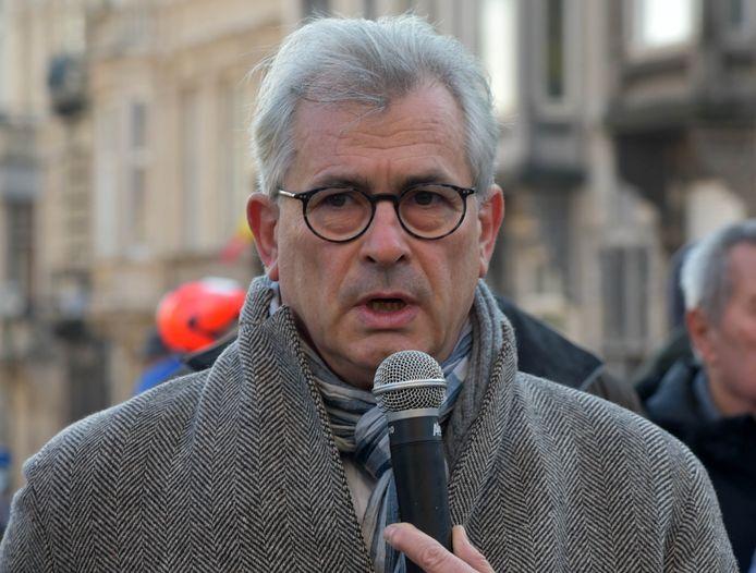 Brussels minister van Werk en Beroepsopleiding Bernard Clerfayt (Défi).