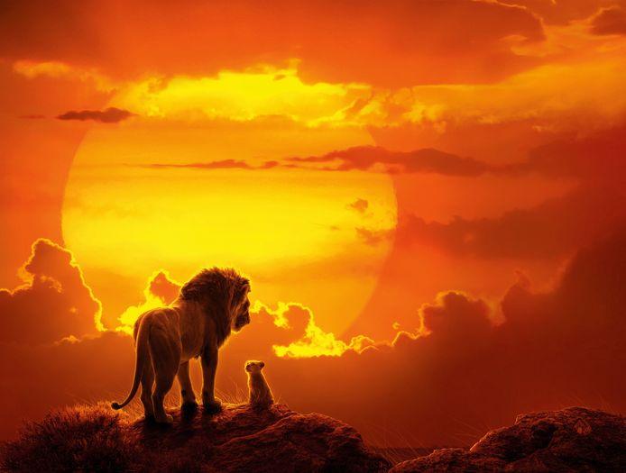 """Le film """"Le Roi Lion"""", de 2019."""