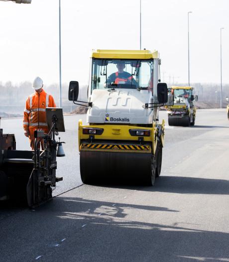 Automobilisten opgelet! Komende tijd vertraging op A1 door werkzaamheden
