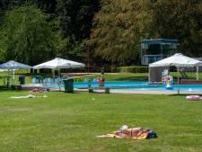 'Extreem rustig' in de openluchtbaden ondanks prima zwemweer