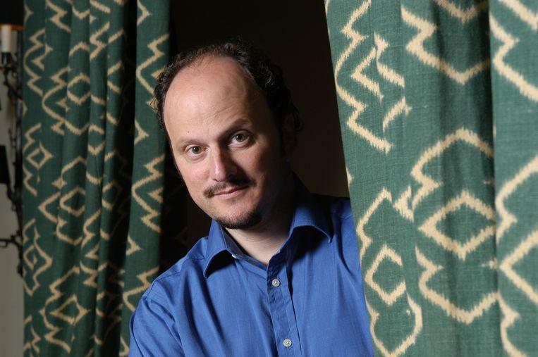 Jeffrey Eugenides Beeld Hollandse Hoogte / Zuma Press