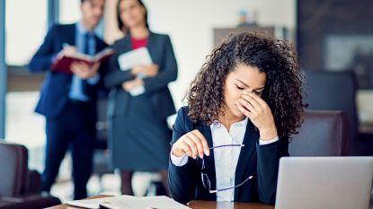 Bijna kwart van Belgen heeft problematische stress