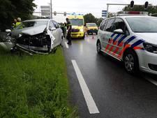 Twee gewonden bij ongeval op Haaksbergestraat in Hengelo