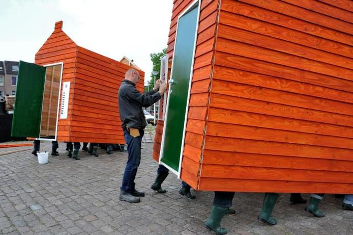 Niet thuis huizen en maf terras in tilburg tilburg bd.nl