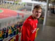 Ex-Eagle Hölscher ziet in Denemarken eindelijk het licht