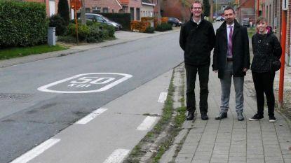 N-VA wil meer signalisatie waar fietspad en rijbaan samenkomen