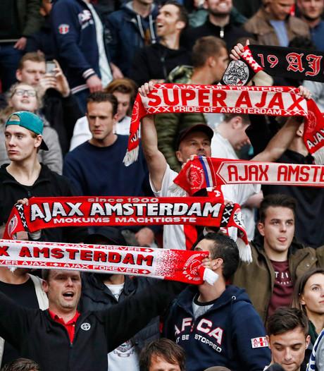 Ajax stelt opkomstplicht in voor F-Side