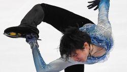 Kunstschaatser Yuzuru Hanyu scherpt eigen wereldrecord in korte kür aan
