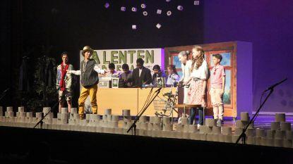 Leerlingen De Springveer schitteren tijdens nieuwe musical