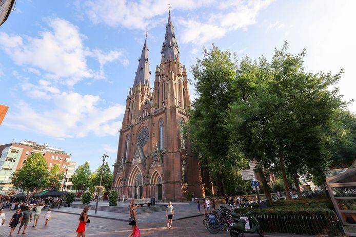 De Catharinakerk is waarschijnlijk niet bestand tegen optillen.