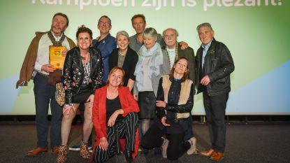 Opnames voor vierde kampioenenfilm in Overmere
