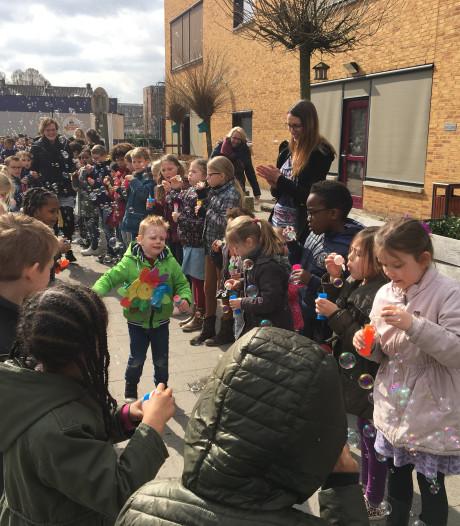 Evangelische Basisschool Online Eindhoven verwelkomt 400ste leerling