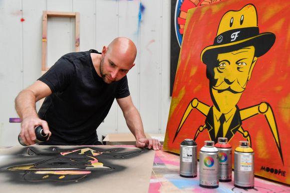 Jeroen Buytaert zorgde al voor heel wat creatieve projecten in de regio.