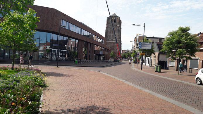 Theek 5 in de Torenstraat in Oosterhout.