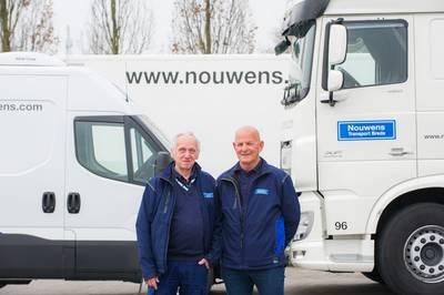 Oudere chauffeurs dieselen lekker door bij Nouwens Transport uit Breda