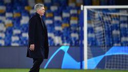 Carlo Ancelotti ondanks ruime zege tegen Genk ontslagen als coach van Napoli