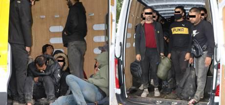 Un Belge arrêté en Slovénie avec 34 immigrés clandestins dans sa camionnette