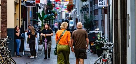 Winkelgebieden in Zwolle en Deventer doen het goed, Apeldoorn heeft impuls nodig