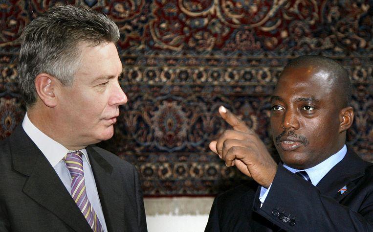 Oud-minister van Buitenlandse Zaken Karel De Gucht (Open Vld) ontmoette tijdens zijn ambtstermijn Joseph Kabila in 2006 op de Algemene Vergadering van de VN in New York. Twee jaar later blies het Congolese regime de diplomatieke betrekkingen met ons land op.