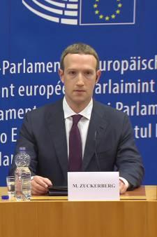 'Sorry' Mark Zuckerberg is niet genoeg voor Europarlement