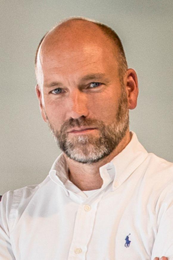 Michael Schouwaerts, algemeen directeur Groep Sportoase.